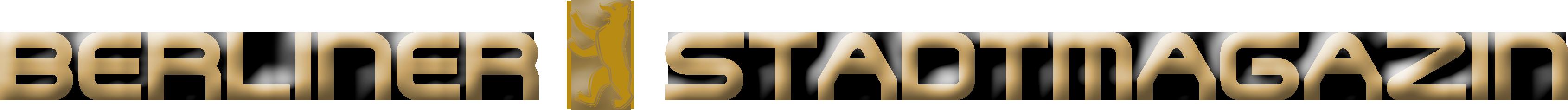 Berliner Stadtmagazin Logo