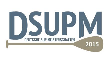 Deutsche SUP Meisterschaften Logo
