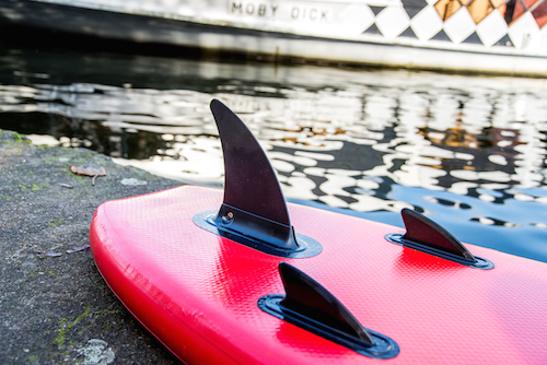 Finnen Stand Up Paddling