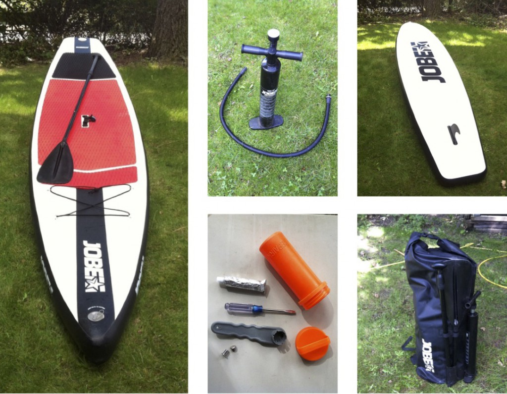 Jobe 12.6er Board inkl. Accessories