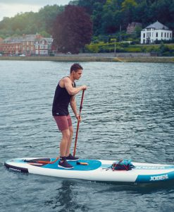 Jobe Aero SUP 10.6 Package Action Foto