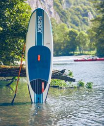 Jobe Aero SUP 9.4 Package Action Foto 2