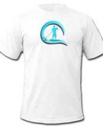 T-Shirt Steh-Paddler