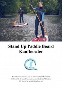 Stand Up Paddle Board Kaufberater_Deckblatt