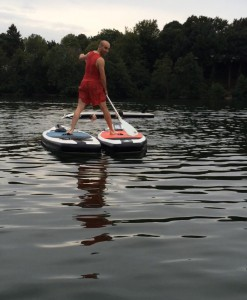 Incentive Teambuilding Stand Up Paddling Schlachtensee Berlin-2