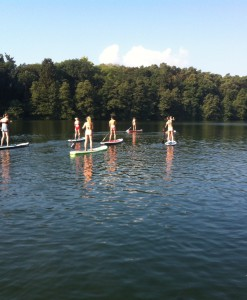 Incentive Teambuilding Stand Up Paddling Schlachtensee Berlin-3
