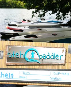Stand Up Paddling Gutschein Steh-Paddler.com