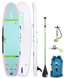 Stand Up Paddle Board Jobe Lena 10.6 Yoga Inflatable SUP