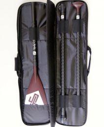 GTS SUP Paddel Kevlar Carbon 7.8″ inkl. Tasche