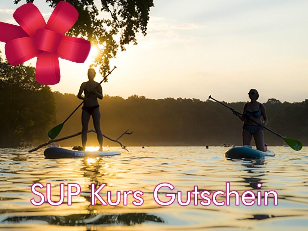 Steh-Paddler.com SUP Kurs Gutschein 2019