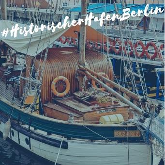 historischer Hafen Berlin 16.-22. Julli von 12-22 Uhr