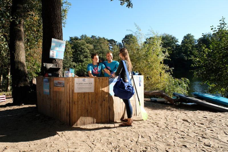 Stand Up Paddling Berlin Schlachtensee Jobs